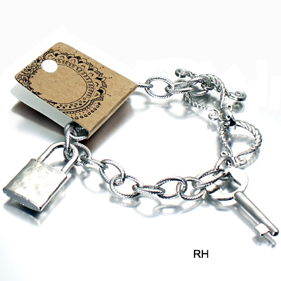 FASHION KEY LOCK BR(BF0108-SB3576)