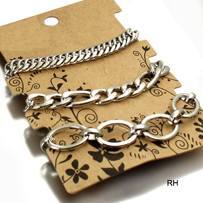 FASHION 3PC CHAIN BR(BF0109-SB3573)