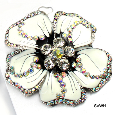 FASHION FIVE FLOWER PIN(BP0001-30780)
