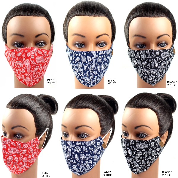DZ-C.C FASHION FILTER POCKET MASK(CM0010-MASK3)