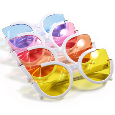DZ-FASHION DZ SUNGLASS(DS0123-73458)