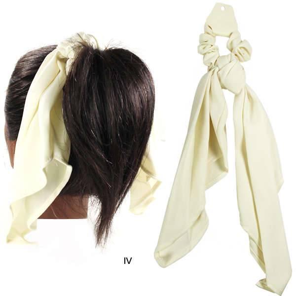 FASHION RUBBER HAIR SLIDE(HB0009-HSE0054)