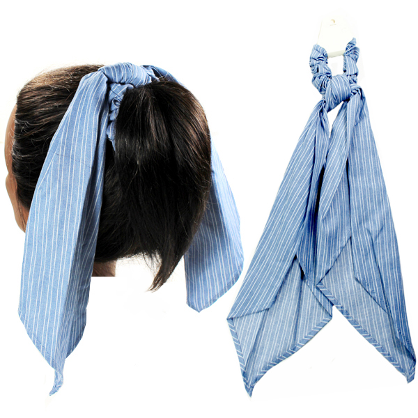 FASHION RUBBER HAIR SLIDE(HB0019-HSE0042)