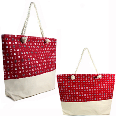 FASHION BIG SIZE BEACH BAG(HF0039-FSB19904)