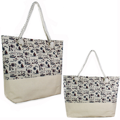 FASHION BIG SIZE BEACH BAG(HF0041-FSB19916)