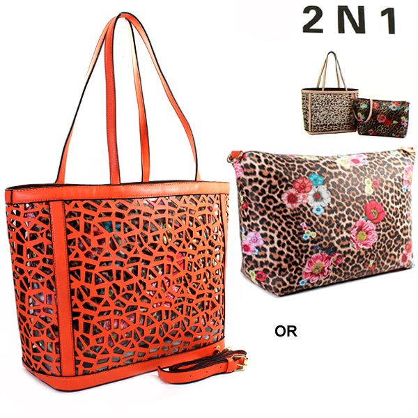 FASHION 2 IN 1 BAG(HF0098-HG0097)