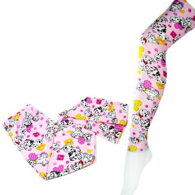 DZ/KIDS-CHILDREN PRINTED LEGGINGS(KA0006-ATG113)
