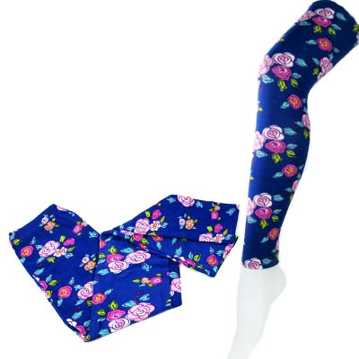 DZ/KIDS-CHILDREN PRINTED LEGGINGS(KA0008-ATG115)
