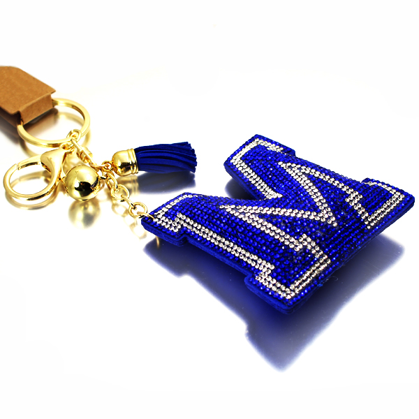 COLLEGE LETTER KEY CHAIN(KM0004-31351)