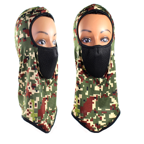 DZ-FASHION DZ FACE COVER(MK-DZ0233-MK889)