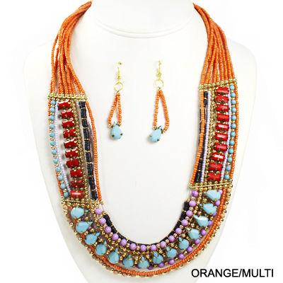 "FASHION BEAD NK SET20""(NT0002-AS5372)"