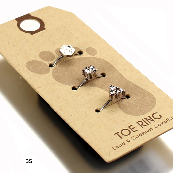 3PCS TOE RING(RF0037-R1469)