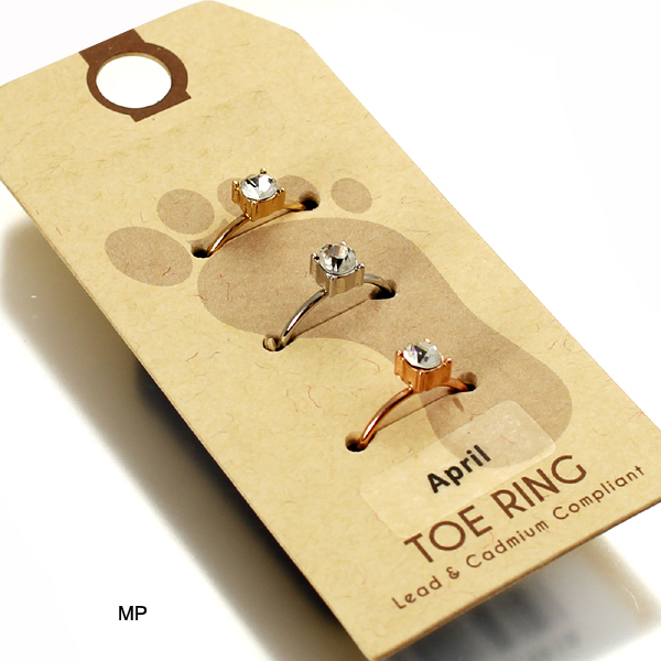 3PCS TOE RING(RF0038-R1464)
