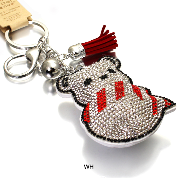FASHION POLABEAR KEYCHAIN(SC0001-31431)