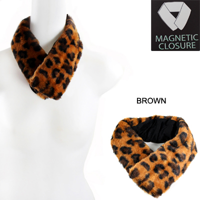 FASHION INFINITY FUR NECK WARMER(SCA0002-MS0022)