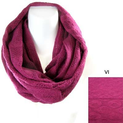 FASHION INFINITY CIRCLE SCARF(SCA0016-JB361)