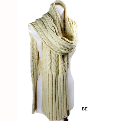 FASHION BLANKET SCARF(SCA0031-FSS10056)