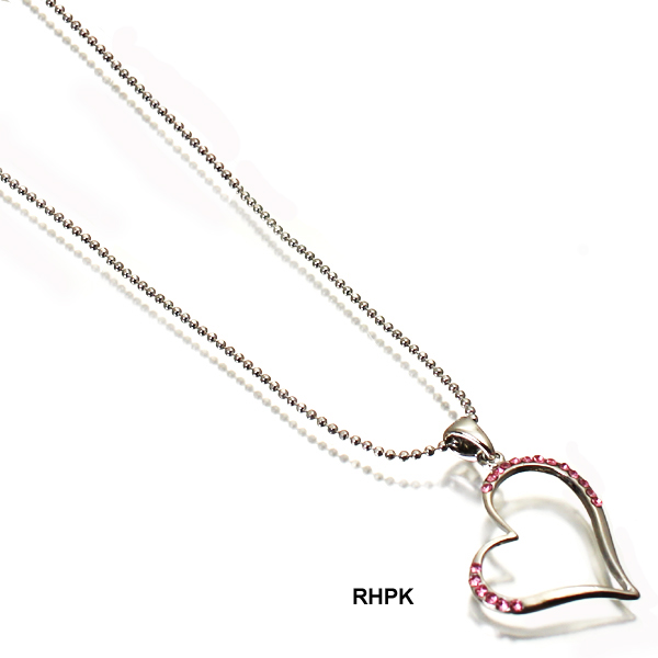 "FASHION HEART NK15""(SV0038-MJN0135)"