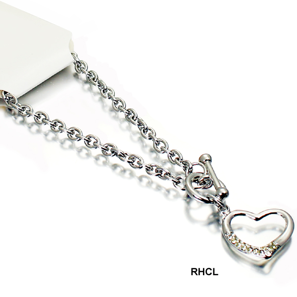 FASHION HEART BR(SV0043-MJB1450)