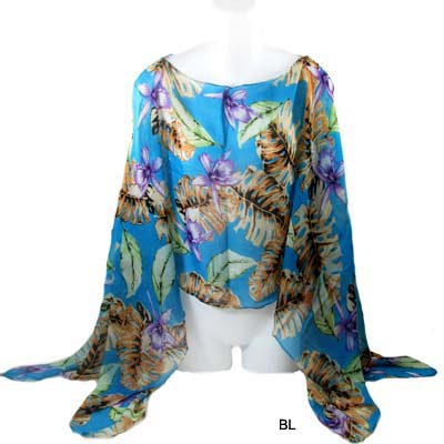 FASHION PONCHO(SHA0006-140403)
